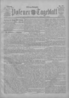 Posener Tageblatt 1905.10.11 Jg.44 Nr478