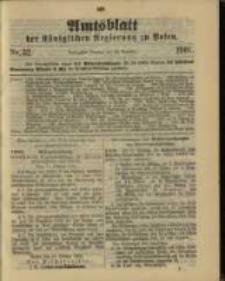 Amtsblatt der Königlichen Regierung zu Posen. 1901.12.24 Nro.52