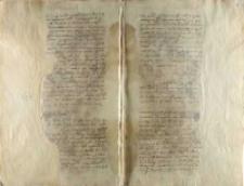 Odkupienie wójtostwa przez Prokopa Broniewskiego, 15.02.1553