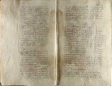 Prośba o zapis na dobrach dobrzyńskich, Kraków 14.08.1554