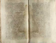 Proscriptus Joannes Czodorek capiendus mandatur, Łomża 12.10 ok. 1553