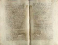 Negociandi potestas externo in Regno data mercatori Galeazzo Guciardini, Kraków 15.09.1553
