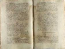 Calisiensibus et Posnaniensibus theloneorum seu camerarum notariis, Kraków 14.08.1553