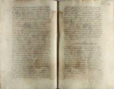 Helena Gemba, żona sołtysa ze Starkenberg, czyli Słup, razem z synem swoim Pawłem sprzedaje 8 wolnych łanów Pawłowi Gaścińskiemu z zamku malborskiego, Wilno 02.11.1552
