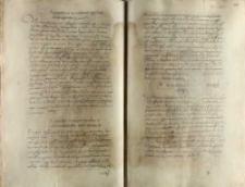 O łan we wsi Chrusiniewo kupiony przez proboszcza w Górkach od Jana i Stanisława, Kraków 03 1553