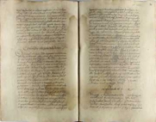 Do spadkobierców wójta Stanisława o stawienie się z dokumentami w związku z upoważnieniem Walentego Lubczyńskiego do wykupu wójtostwa, Knyszyn 26.11.1553