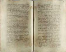 Do spadkobierców Jana Kościeleckiego, wojewody łęczyckiego, w sprawie wykupu z ich rąk miast królewskich, Knyszyn 26.11.1553