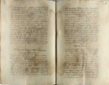 Donatio domus Petricoviae sitae Jacobo Joanni Caralio Veronensi barbitonsori Regio, Wilno 19.11.1552