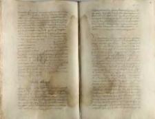 Zwolnienie mieszkańców Szczurowa od podatków dla zachęty do odbudowania sześciokrotnie palonego miasta, Kraków 07.09.1553