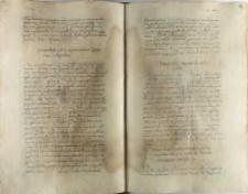 Tutoria per eundem Octavianum Gucci de Węzorow bonorum suorum palatino Sendomiriensi Stanislao de Thenczin ad triennum commissa, Lublin 06.03.1554