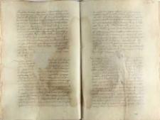Uznanie za ważne wszystkich spraw urzędowych, załatwionych przez obywateli województwa poznańskiego, z upoważnienia wojewody Janusza Latalskiego, Kraków 26.03.1553
