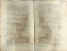 Stanisław Tęczyński, kasztelan lwowski, uzyskuje pozwolenie na objęcie w dożywocie domu w Piotrkowie, Wilno 05.11.1552