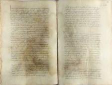 Poddanie pod wyłączny sąd marszałka królewskiego Jana Marii z Padwy, rzeźbiarza, Kraków 11.04.1553