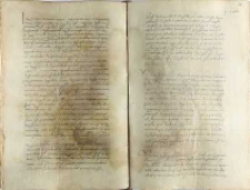 Zatwierdzenie prośby Fabiana Czemy, kasztelana gdańskiego, przejście przyznanego mu prawa lennego na misato Starogard na synów Achacego Czemy, wojewody malborskiego, Wilno 28.12.1553