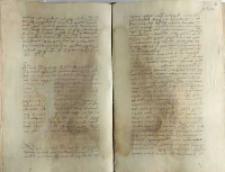 Skarga tkaczy sandomierskich na rzucanie na nich obelg przez członków innych cechów, Łomża 09.10.1553