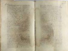 Zatwierdzenie na opactwie, Knyszyn 18.10.1553