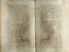 Mianowanie zastępcy Jana Działyńskiego, wojewody pomorskiego, do praw sądowych, Knyszyn 26.11.1553