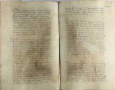 Potwierdzenie przywileju odpowiadania tylko przed królem dla burmistrza i urzedników Lwowa, Lublin 21.04.1554