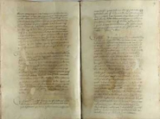 Zalecenie królewskie udzielenia wszelkiej pomocy prawnej Anglikowi Cutbertowi Blundowi 04.05.1554