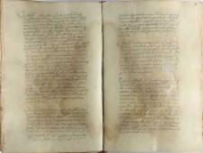 Nagana królewska za niezałatwienie sprawy Gottschalka Zimmermanna o część po matce ok. 1554