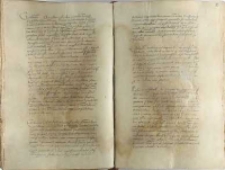 O zagarnięcie gruntu należącego do klasztoru brygidek ok. 1554