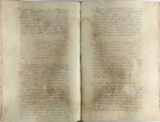 O udział Jana Kleczowskiego, rajcy krakowskiego, i Kurzelnikowej w podziale dóbr zwanych Kauffmanowskie ok. 1554