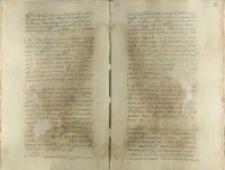 O udział Jana Kleczowskiego w połowie zabudowań i majątku zwanego Kauffmanowskie ok. 1554