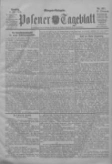 Posener Tageblatt 1904.07.03 Jg.43 Nr307