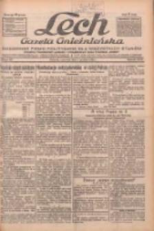 """Lech.Gazeta Gnieźnieńska: codzienne pismo polityczne dla wszystkich stanów. Dodatki: tygodniowy """"Lechita"""" i powieściowy oraz dwutygodnik """"Leszek"""" 1932.12.01 R.33 Nr277"""