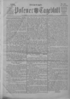 Posener Tageblatt 1904.07.01 Jg.43 Nr303
