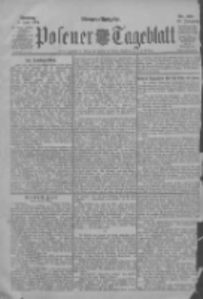 Posener Tageblatt 1904.07.05 Jg.43 Nr309