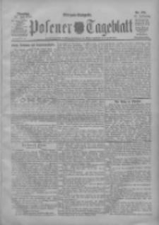 Posener Tageblatt 1904.07.12 Jg.43 Nr321