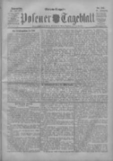 Posener Tageblatt 1904.07.21 Jg.43 Nr337