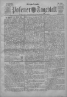 Posener Tageblatt 1904.07.28 Jg.43 Nr349