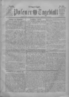 Posener Tageblatt 1904.07.12 Jg.43 Nr322