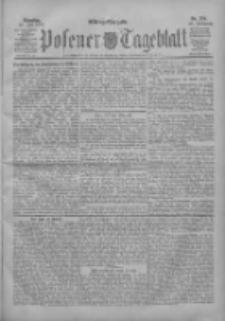 Posener Tageblatt 1904.07.19 Jg.43 Nr334