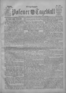 Posener Tageblatt 1904.07.25 Jg.43 Nr344