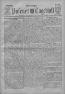 Posener Tageblatt 1904.07.28 Jg.43 Nr350