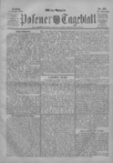 Posener Tageblatt 1904.08.02 Jg.43 Nr358