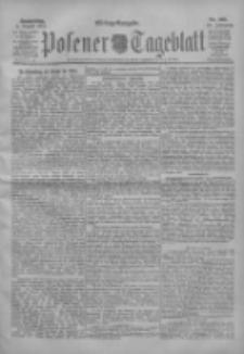 Posener Tageblatt 1904.08.04 Jg.43 Nr362
