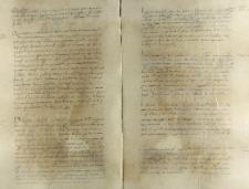 Spór między Katarzyną Górką, wdową po Janie Kościeleckim, wojewodzie łęczyckim, a Krzysztofem Drojowskim o wykupienie wsi Mączkowce, ok. 1554