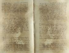 Spór o testament między Pawłem Czarnym a Florianem Bierzwińskim