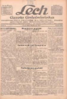 """Lech.Gazeta Gnieźnieńska: codzienne pismo polityczne dla wszystkich stanów. Dodatki: tygodniowy """"Lechita"""" i powieściowy oraz dwutygodnik """"Leszek"""" 1932.02.10 R.33 Nr32"""