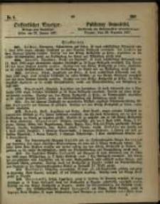 Oeffentlicher Anzeiger. 1867.01.22 Nro.4