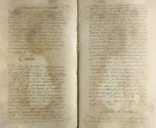Komisja do ustalenia spornych granic z książętami pomorskimi: Ujście, Wałcz, Knyszyn 25.10.1553
