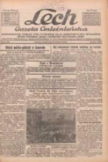 """Lech.Gazeta Gnieźnieńska: codzienne pismo polityczne dla wszystkich stanów. Dodatki: tygodniowy """"Lechita"""" i powieściowy oraz dwutygodnik """"Leszek"""" 1932.11.29 R.33 Nr275"""