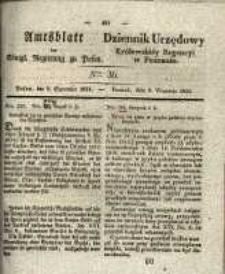 Amtsblatt der Königlichen Regierung zu Posen.1834.09.09 Nro.36