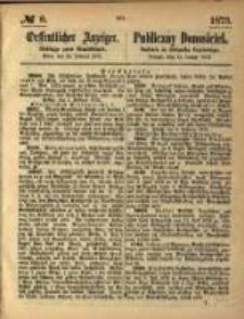 Oeffentlicher Anzeiger. 1873.02.20 Nro.8