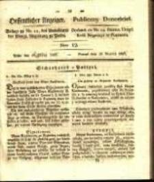 Oeffentlicher Anzeiger. 1827.03.20 Nro.12