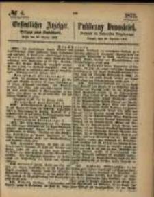 Oeffentlicher Anzeiger. 1873.01.23 Nro.4
